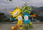 Meet the Rio 2016 Mascots
