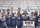 David Marsh sends a message of support to The College of Charleston