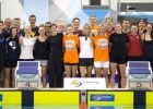 Swimming Australia team photo 2014 SC Worlds