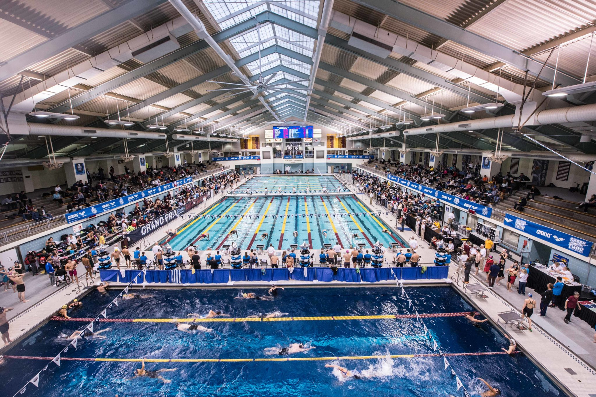 University of minnesota to rename aquatic center after - University of michigan swimming pool ...