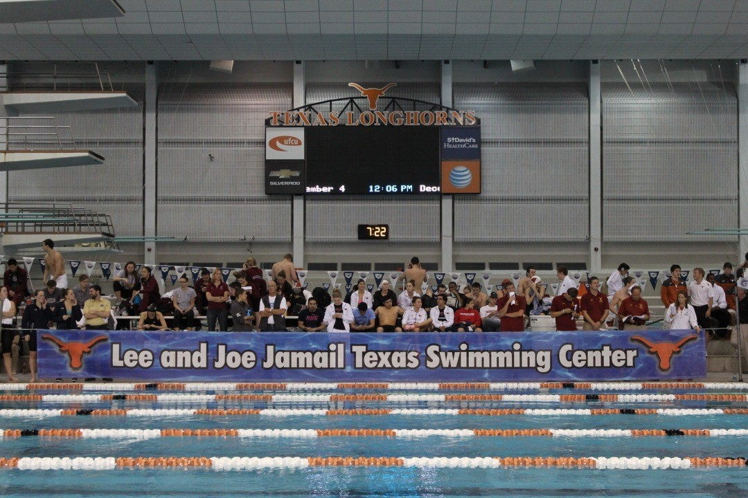 Olympic Trials Cuts Bountiful at Texas Invite Long Course Time Trial