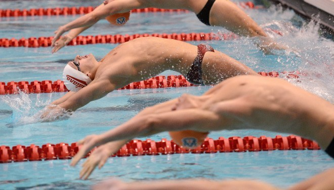 IU Men and Women Roar Past Notre Dame and Wisconsin on Day One of Double Dual