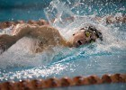 Connor Jaeger made it look easy in the 400 free (photo: Mike Lewis, Ola Vista Photography)