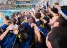 Undefeated Michigan Men Overpower Ohio State in Front of Full House on Senior Day in Ann Arbor