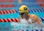 Prenot Takes Three Individual Wins as #2 Cal Men Rout #7 Arizona in Tucson
