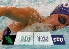 Carley Stevens' Breakout Meet Leads TCU Women to Win Over North Texas