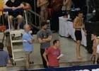 Michael Phelps at Arena Pro Swim Series Austin 2015