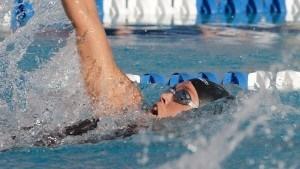 Natalie Coughlin Swims 1:00.08 in 100 Backstroke Time Trial at Arena Pro Swim – Charlotte