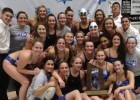 CCSU Claims Program's Fourth NEC Championship Title