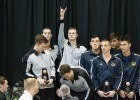 WIll Licon is in shock from 400 Medley Relay