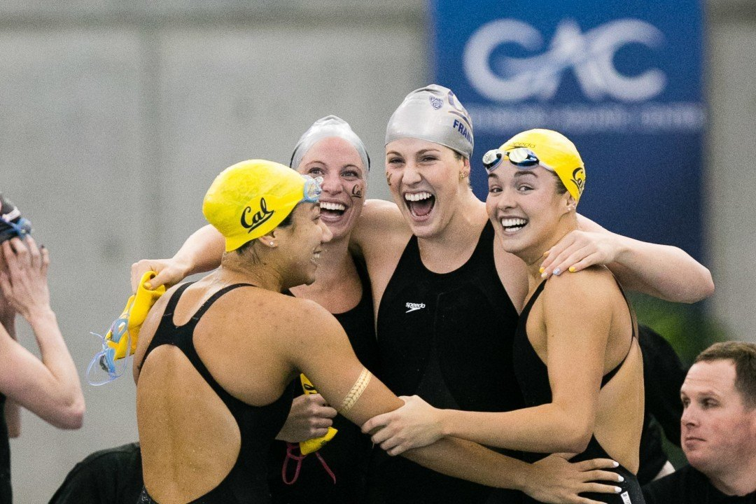 Women's NCAA Championships Day 2 Scoring Preview: Cal in line to take over lead