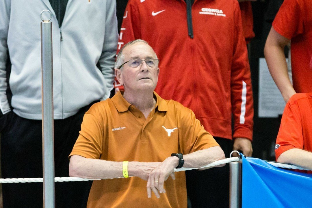 Longhorns Test Meters Times 3 Days After NCAA Champsionship in Low-Key Speed Practice