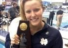 Emma Reaney. Photo from UND Athletics Twitter account