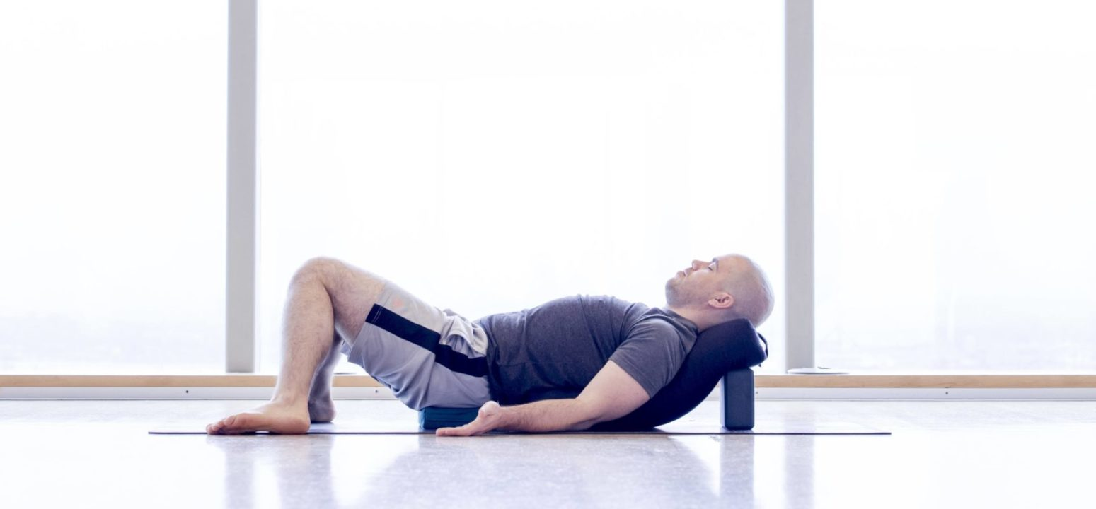 3 Restorative Yoga Poses to Help the Effectiveness of Your Taper