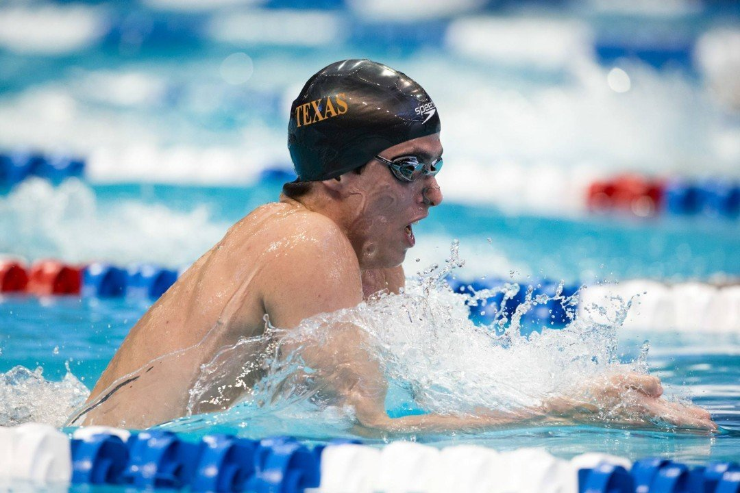 INSTANT ANALYSIS: NCAA adopts FINA rules on underwater breaststroke pullouts