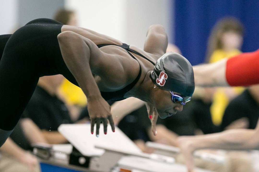 2015 Women's NCAAs Day 3 Pac-12 Roundup: Simone Manuel earns twin American records