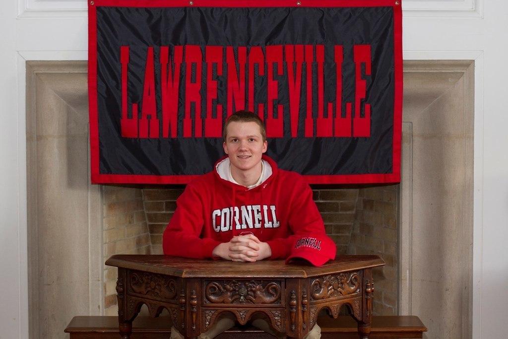 Lawrenceville School Senior Rob Lincoln Commits to Cornell