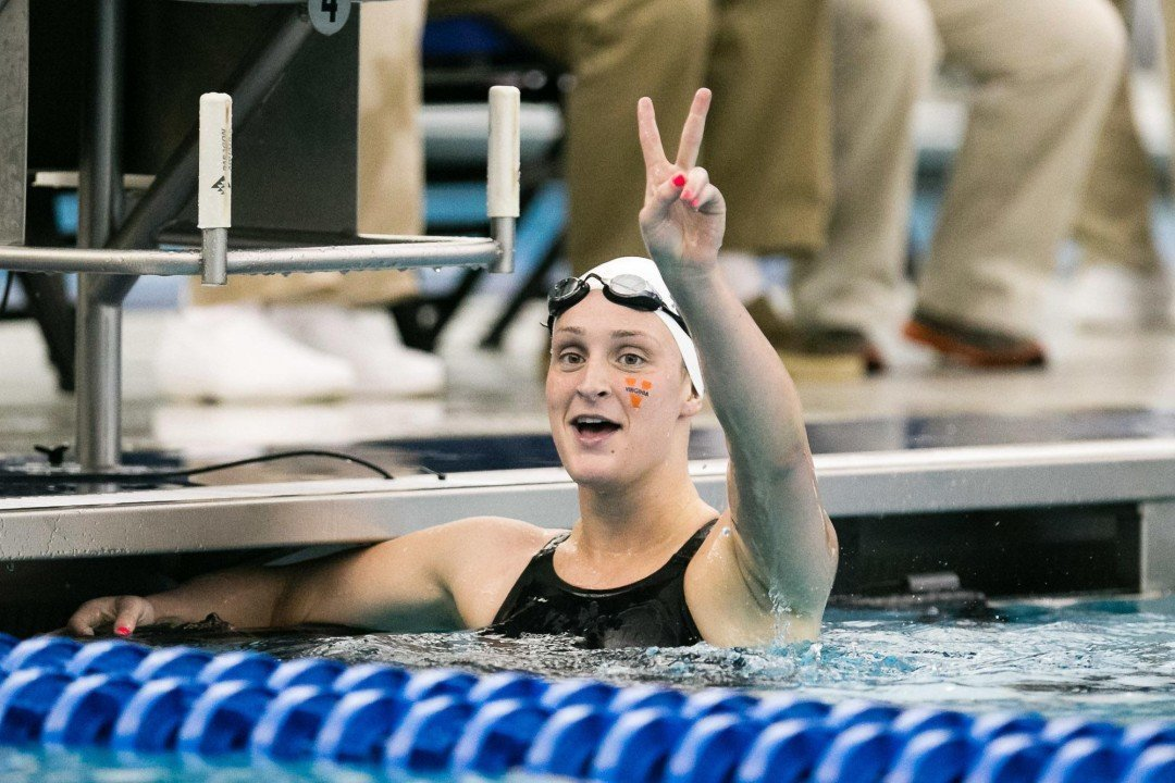 2016 W. NCAA Picks: Smith to do Battle with Bulldogs in 500 Free