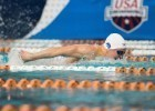 Andrew Seliskar swimming