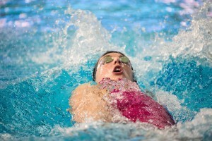 Katinka Hosszu gives insight to why she is a backstroker (Video Interview)