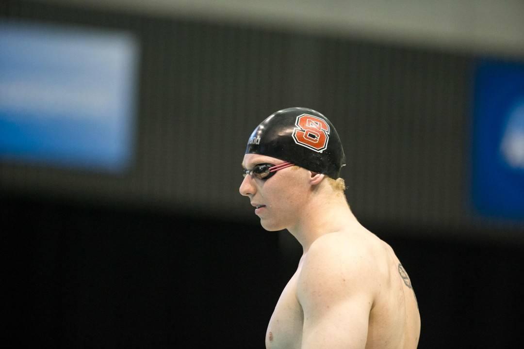 NC State's Simonas Bilis Punches Ticket to Rio Olympics