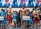 Josh Davis Breaks USMS Record, Interviews USMS Star Matt Grevers, Hosts Mutual of Omaha BREAKOUT Swim Clinic