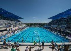 NISD Aquatic Center in San Antonio stock (Photo: Mike Lewis - Courtesy of U.S. Masters Swimming)