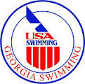 Georgia Swimming LSC Logo