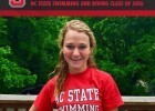Michelle Craddock NC State Swim