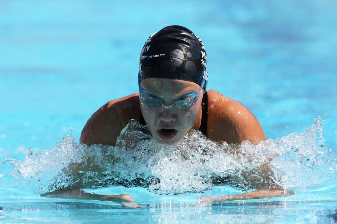 Riley Scott Disqualified at North Coast Section Championships After Coaching Protest