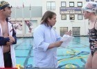 VIDEO: Missy Franklin takes on former Cal footballer Brett Buchanan in 'Buchanan Invite'