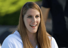 "Missy Franklin stars on ""Beyond the Medals – The Business of Sport"" (Video)"