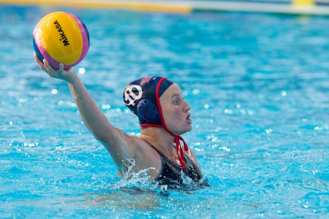 US Water Polo's Kaleigh Gilchrist Gets Surgery for Nightclub Collapse Injury