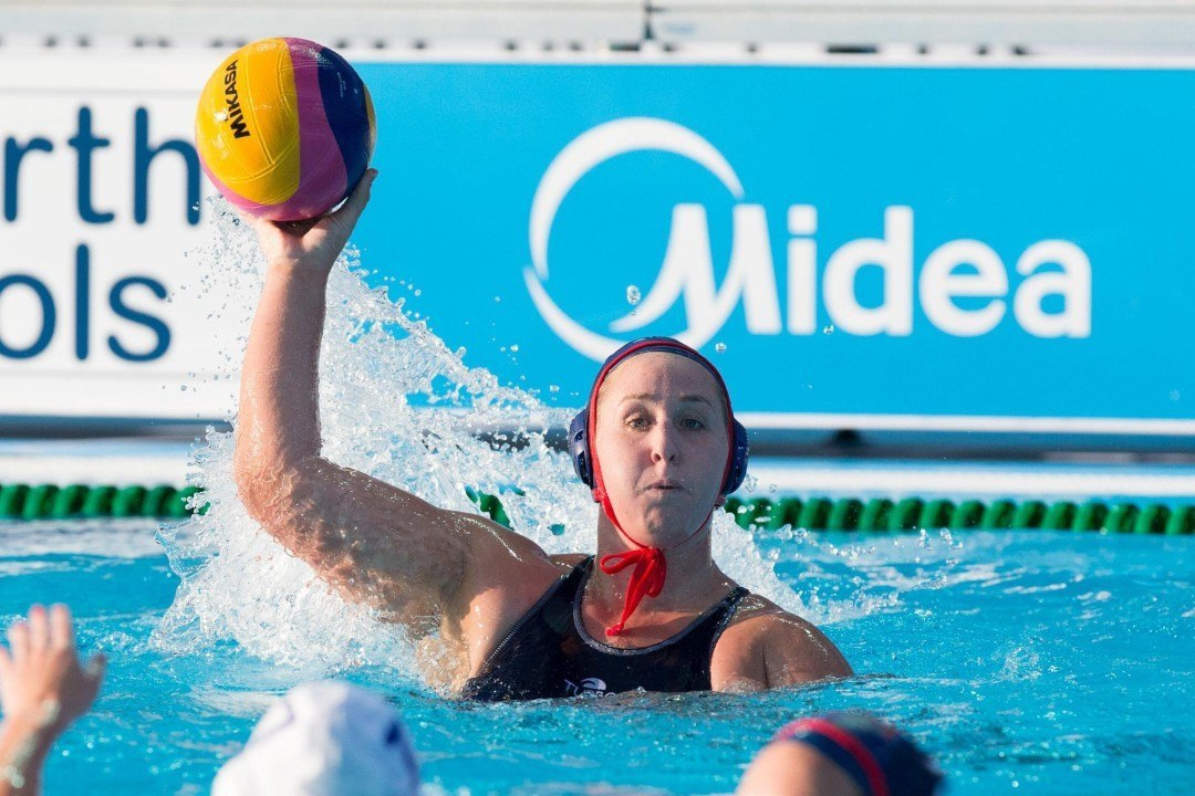 USA Men's Water Polo Tops Canada; Women Down Brazil at Pan America Games