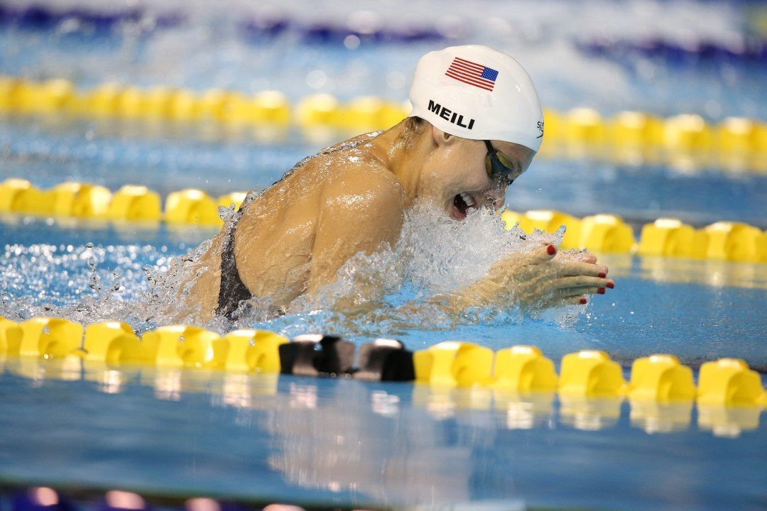 2016 Arena Pro Swim Series – Charlotte: Three Races to Watch