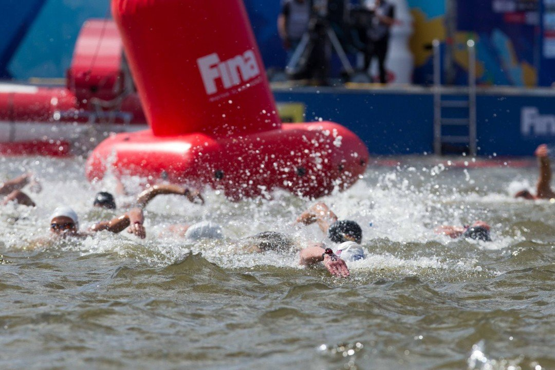 Blueseventy Swim of the Week: Bruni Maintains OW Euros Dominance
