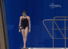 Cozad 6th in Women's Platform Diving – 2015 FINA World Championship Video