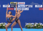 USA 11th in Synchro Duet Free – 2015 FINA World Championship Video