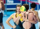 Bronte Campbell pleased by 51.7 split on Worlds 400 Free Relay – Video Interview