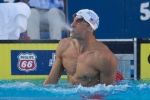The Main Set: Michael Phelps With Ricky Berens