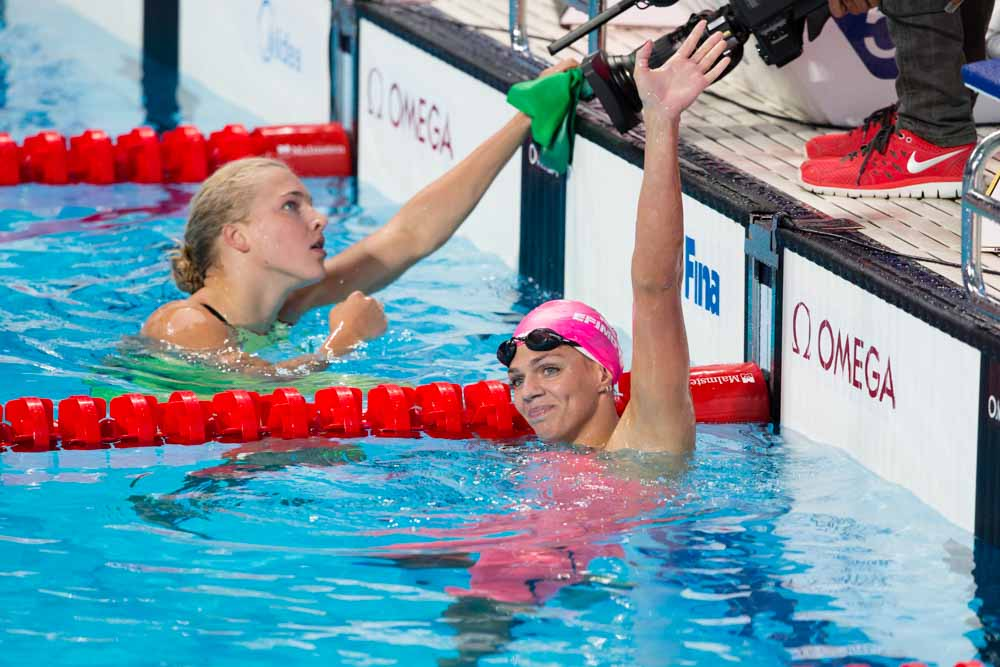 Russian Swimming President Says Efimova + 4 More Cleared by FINA