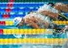 "Manaudou ""Pretty Happy"" With Winning 50m Fly Gold"