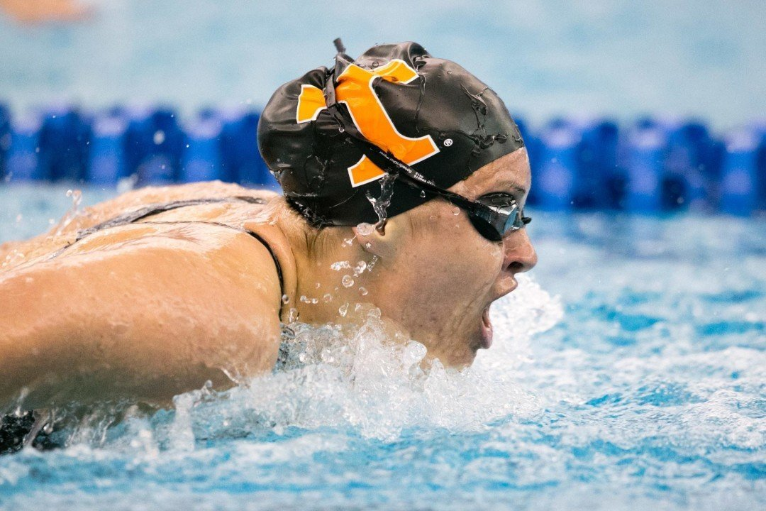 College Swimming Previews: #11 Tennessee looks to bounce back