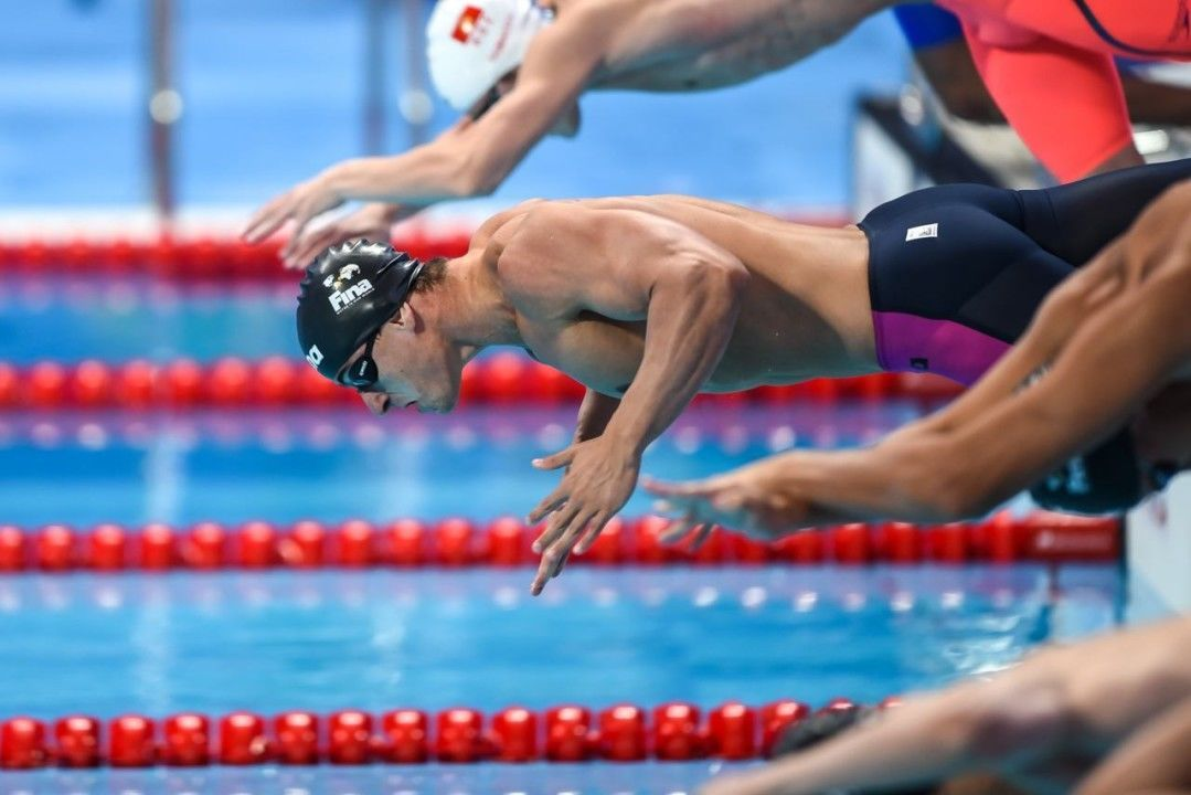 5 Mistakes Swimmers Make at the Beginning of the Season