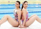 Aimee Willmott in latest Funkita photo shoot before Kazan