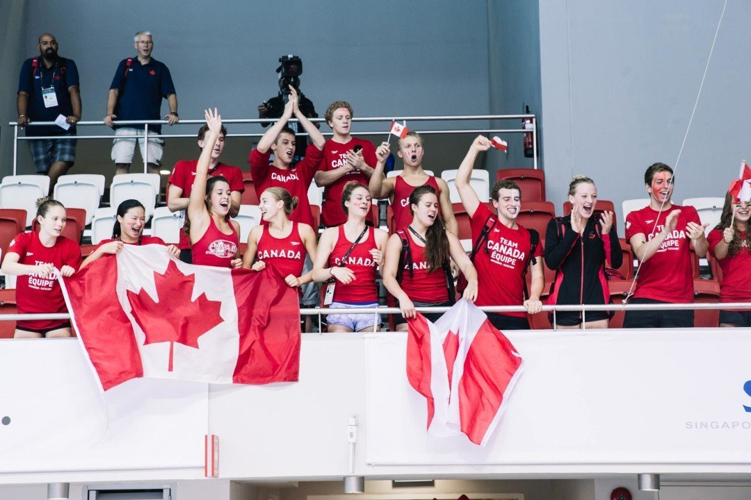 Twitter, Ehh? Full Twitter List of Canadian World Championship Swim Team