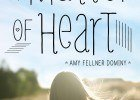 matter_of_heart_ (book cover is courtesy of the Author  Amy Fellner Dominy)
