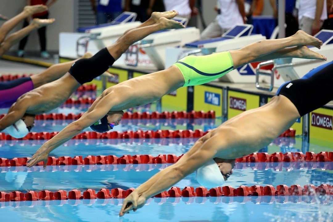 Singapore Stop Of 2020 FINA World Cup Series Now Cancelled