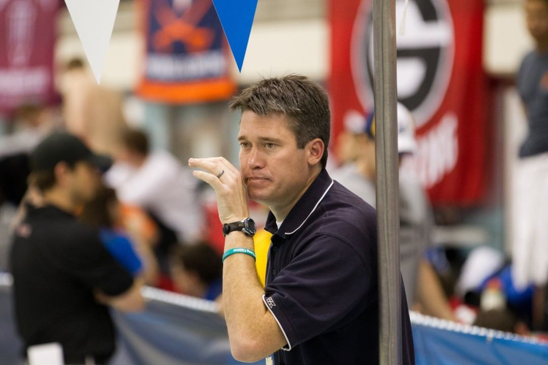 U.S. Olympic Trials: Dave Durden Named Coach of the Meet