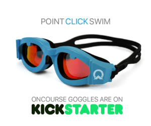 Live-On-Kickstarter (courtesy of OnCourse goggles)